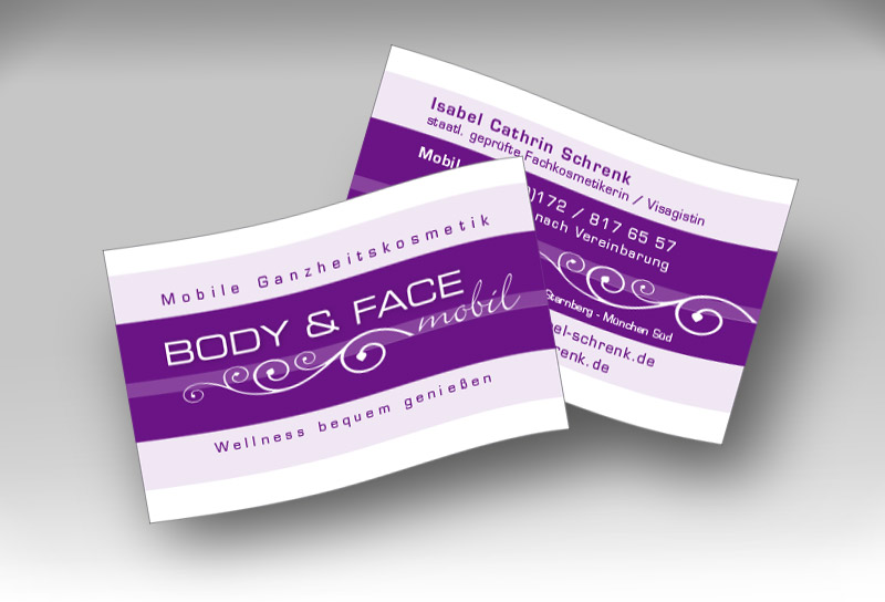 Body and Face Mobil